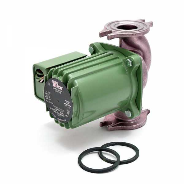 0010 Stainless Steel Circulator Pump, 1/8 HP, 115V