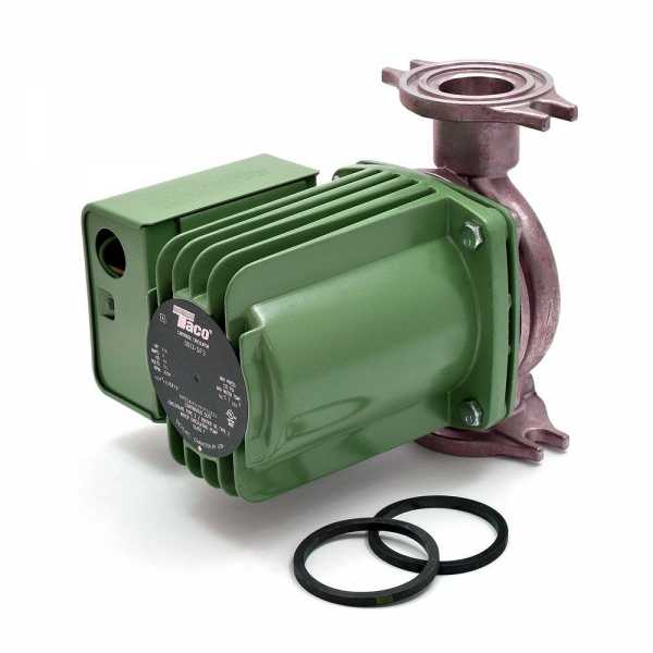 0013 Stainless Steel Circulator Pump, 1/6 HP, 115V