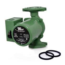 0015 3-Speed Circulator Pump w/ IFC & Rotated Flange, 1/20 HP, 115V