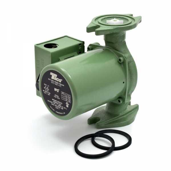 0015 3-Speed Circulator Pump w/ IFC, 1/20 HP, 115V