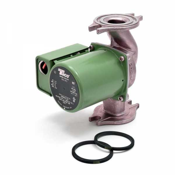 005 Stainless Steel Circulator Pump, 1/35 HP, 115V
