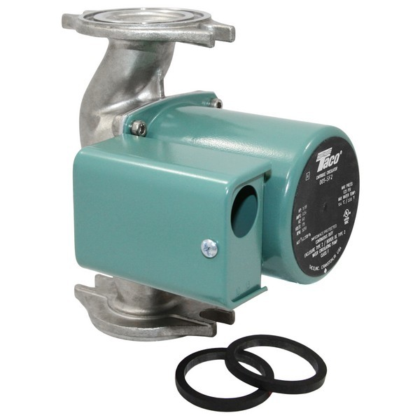 005 Stainless Steel Circulator Pump, 1/35 HP, 115V