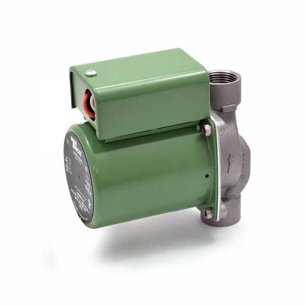 "006 Stainless Steel Circulator Pump, 3/4"" NPT, 1/40 HP, 115V"