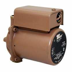 Taco 006-BC4 Bronze Circulator Pump,1/2' Sweat 1/40 HP, 115V