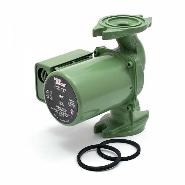 007 Circulator Pump w/ IFC, 1/25 HP, 115V
