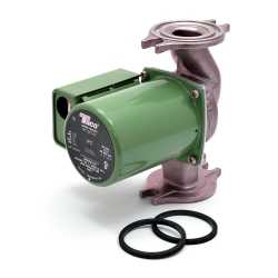 Taco 007-SF5-IFC Stainless Steel Circulator Pump, 1/25 HP, 115V