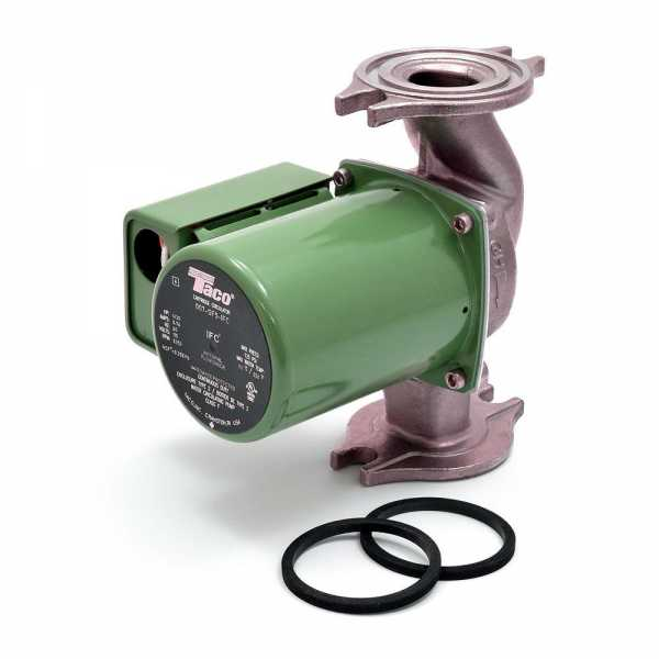 007 Stainless Steel Circulator Pump w/ IFC, 1/25 HP, 115V