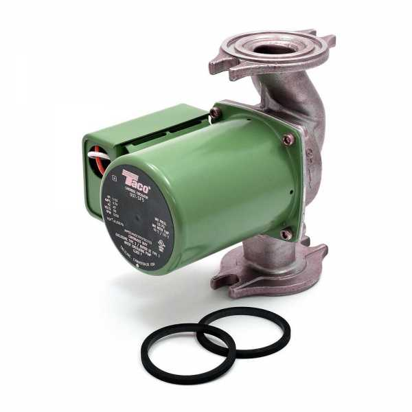 007 Stainless Steel Circulator Pump, 1/25 HP, 115V