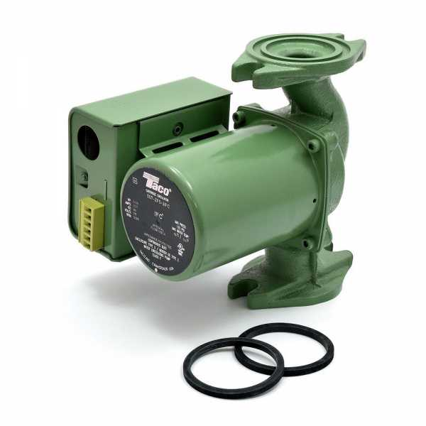 007 Priority Zoning Circulator Pump w/ IFC, 1/25 HP, 115V
