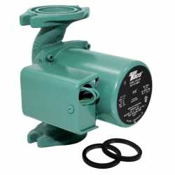 Taco 007-F5-8IFC Circulator Pump with IFC, 1/25 HP, 115V