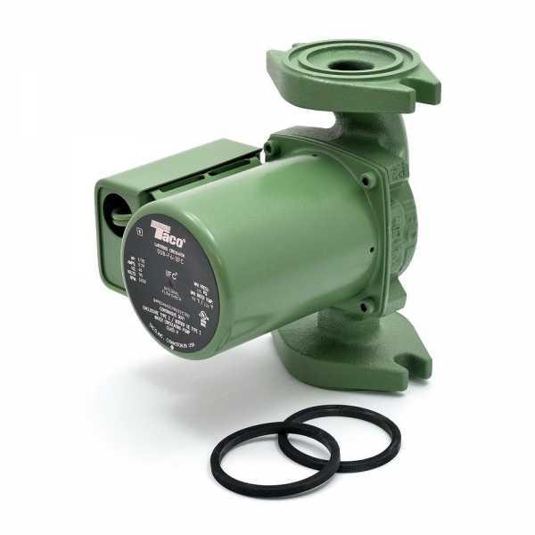 008 Circulator Pump w/ IFC, 1/25 HP, 115V