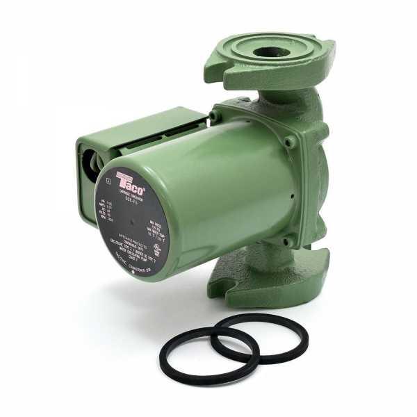 008 Circulator Pump, 1/25 HP, 115V