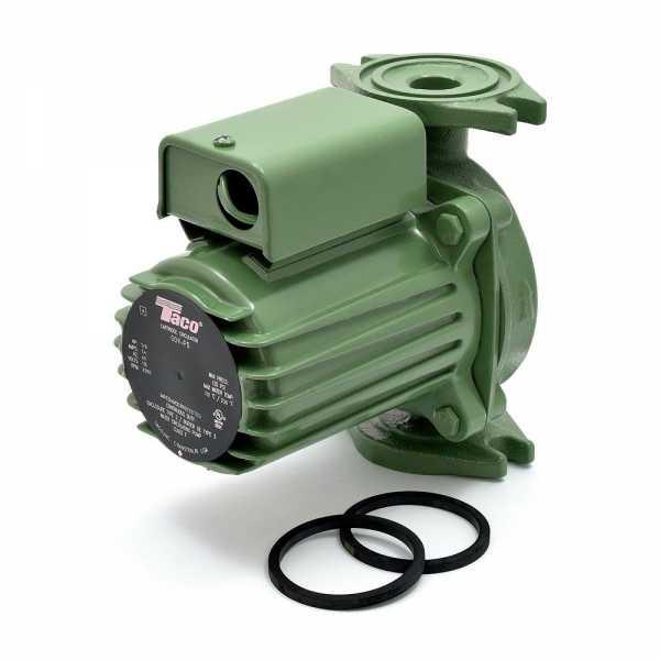 009 Circulator Pump, 1/8 HP, 115V