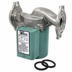 Taco 007-SF5-IFC Stainless Steel Circulator Pump, 1/25 HP, 115V