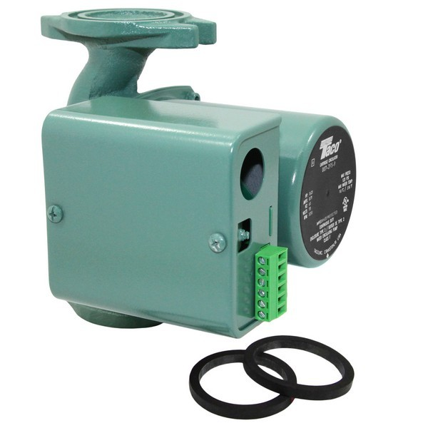 007 Priority Zoning Circulator Pump, 1/25 HP, 115V