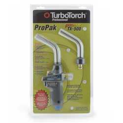 TX-500 Torch Swirl Kit, MAP-Pro/Propane, Self Lighting