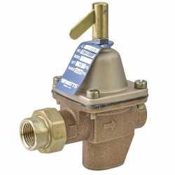 "TB1156F, 1/2"" High Capacity Boiler Fill Valve, FNPT x FNPT Union"