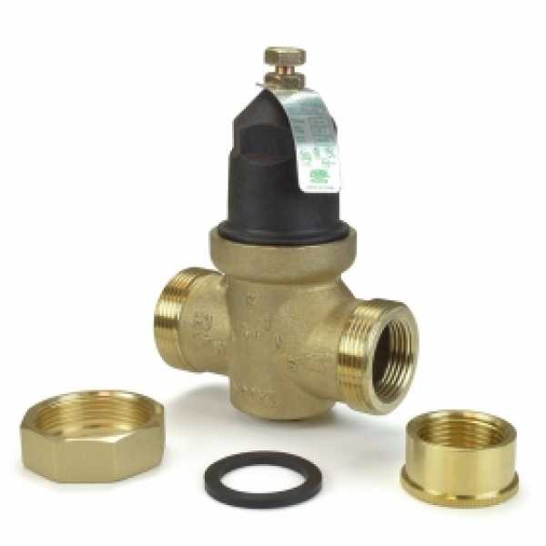 "1"" Pressure Reducing Valve 15-75 psi (Lead-Free)"