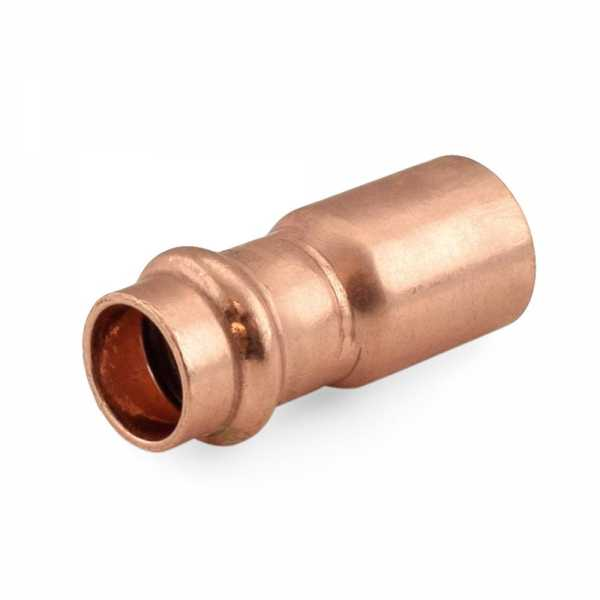 "3/4"" FTG x 1/2"" Press Copper Reducer"