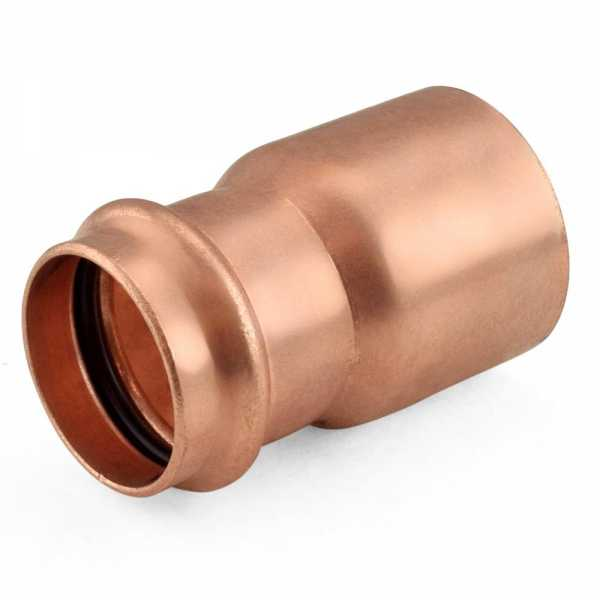 "2"" FTG x 1-1/2"" Press Copper Reducer"