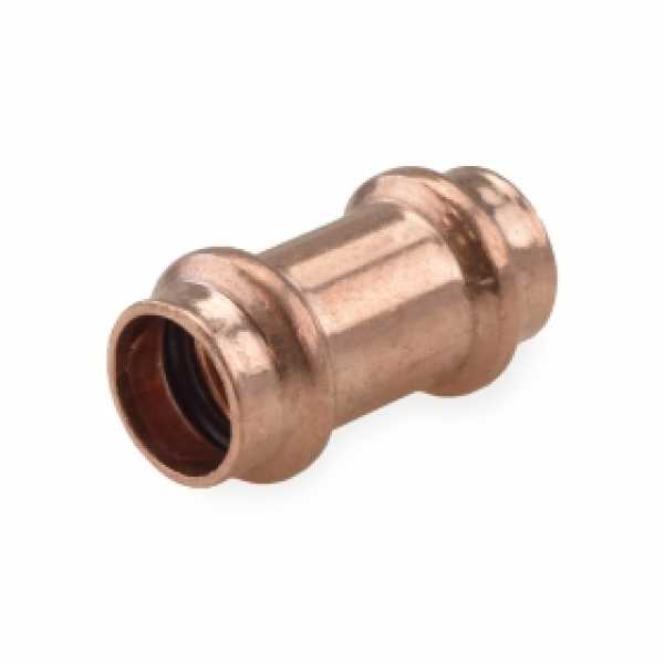 "1/2"" Press Copper Coupling"