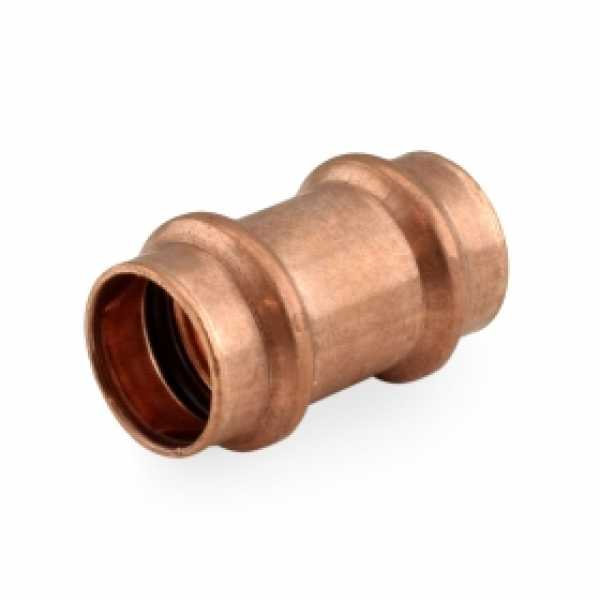 "3/4"" Press Copper Coupling"