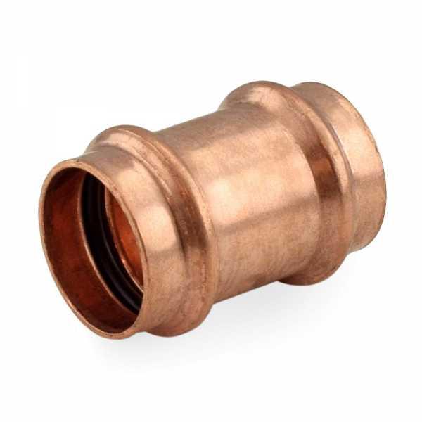 "1"" Press Copper Coupling"