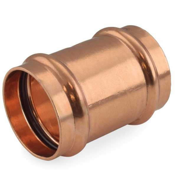 "2"" Press Copper Coupling"