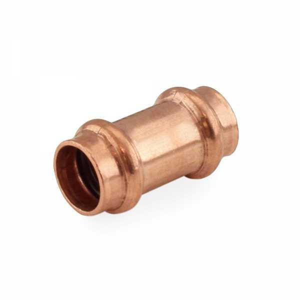 "1/2"" Press Copper Slip Coupling"