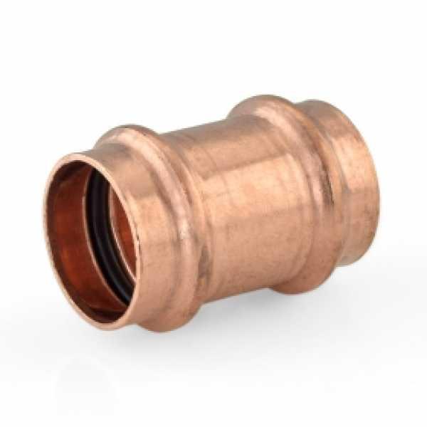 "1"" Press Copper Slip Coupling"
