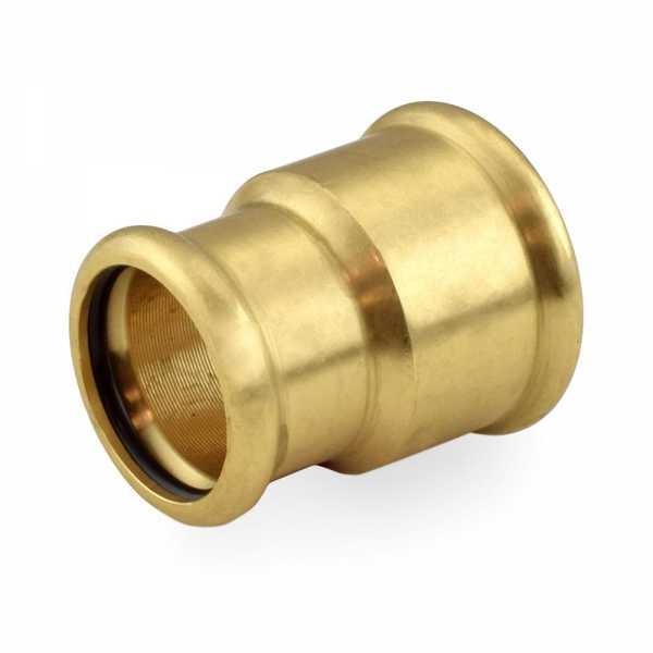 "1-1/4"" x 1"" Press Copper Reducing Coupling"