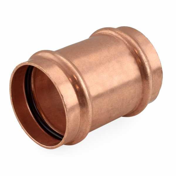 "2"" Press Copper Slip Coupling"
