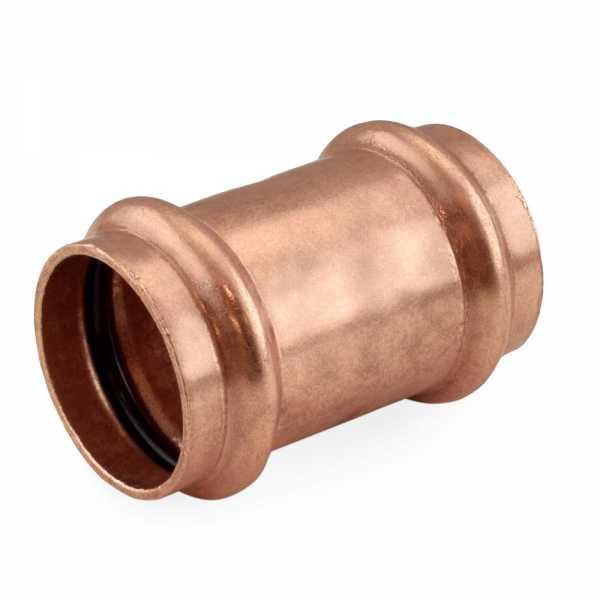 "1-1/2"" Press Copper Coupling"
