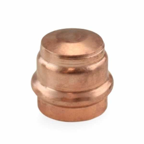 "3/4"" Press Copper Cap"