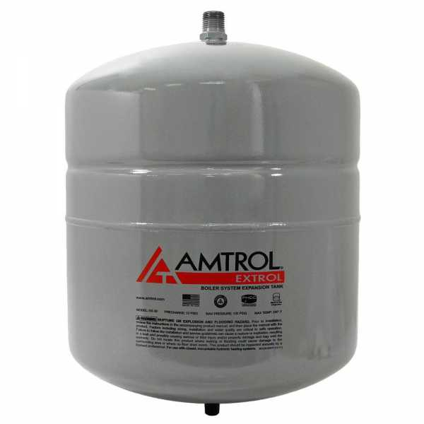 Extrol #30 Expansion Tank (4.4 Gal Volume)