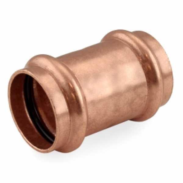 "1-1/4"" Press Copper Coupling"