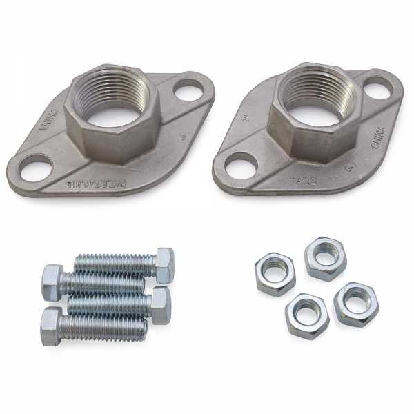 """519602 1"""" Taco Stainless Steel Freedom Flange"""