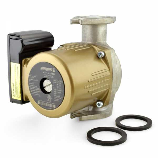 Astro 280SS Stainless Steel 3-Speed Circulator Pump, 115V