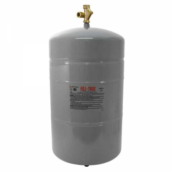 Fill-Trol 111 Expansion Tank w/ Fill Valve (7.6 Gal Volume)