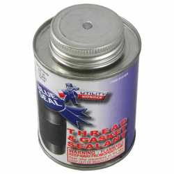 Blue-Seal Pipe Joint Sealant w/ Brush Cap, 8 oz (1/2 pint)