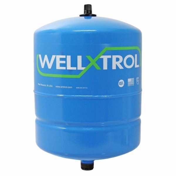 Well-X-Trol WX-101 Well Tank (2 gal volume)