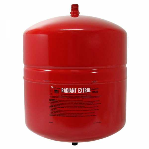 Radiant Extrol RX-30 Expansion Tank (4.4 Gal Volume)