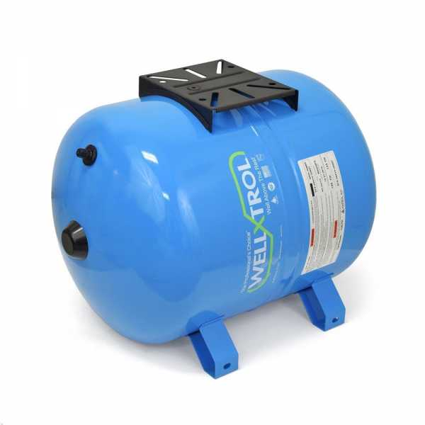 Well-X-Trol WX-200-PS Well Tank w/ Pump Stand (14 gal volume)
