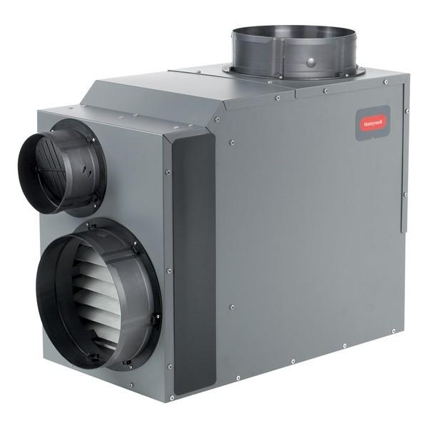 Honeywell DR120A2000 Whole House Dehumidifier, 15 gal per day
