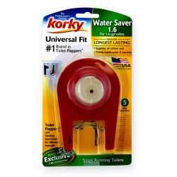 "Korky 2"" Flapper for 1.6 GPF Toilets"