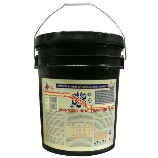 Utility Wonder 18-452 Anti-Freeze, No-Freez, Non-Toxic 5 gal