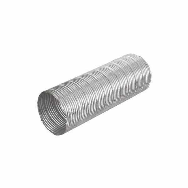 "3 x 50 Ft. Triple Lock Aluminum Flex Duct"""