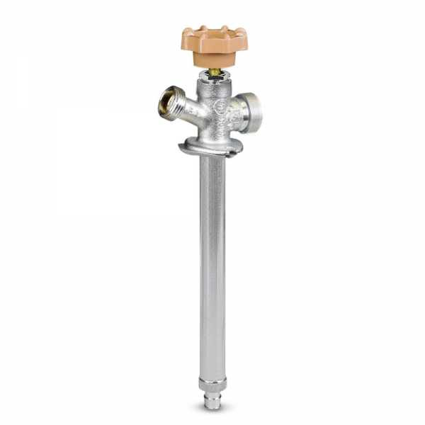 """8"""" Anti-Siphon Frost Free Sillcock, 1/2"""" PEX-A Cold Expansion (F1960), Lead-Free"""