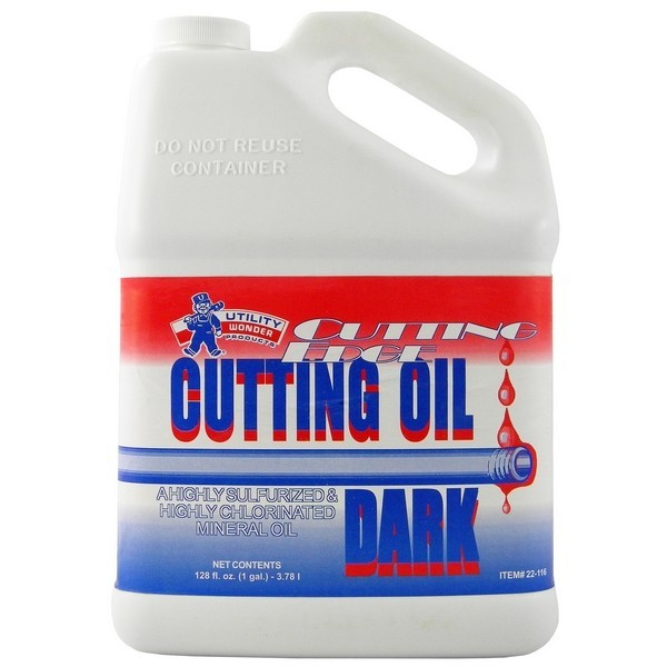 Utility Wonder 22-116 Cutting Oil Dark, 1 gall