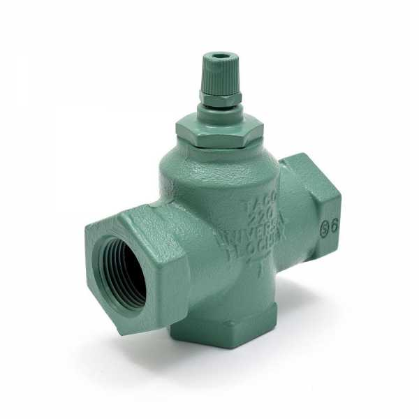 "1"" Threaded Cast Iron Flo Check Valve"